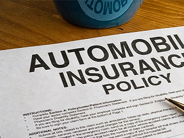 Compare vehicle insurance rates for your auto